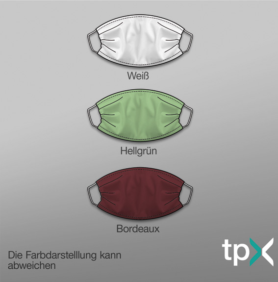 Bac Pure Mask: Farben